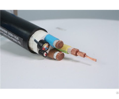 Cable For Charging Equipment Fire And Cold Resistance Dc