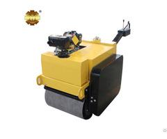 Ym 700 Walking Type Single Drum Vibratory Road Roller