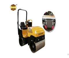 Ce Certificated Construction Machinery Ym 1300 2 Ton Driving Type Hydraulic Vibration Roller