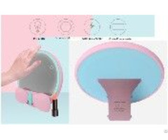Led Wireless Charger Cosmetic Mirror