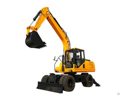 Jhl135 13 5 Ton Wheeled Excavator