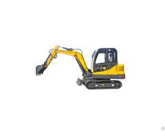 Zm 45f 4 5ton Track Excavator