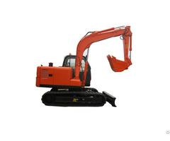 Zm80 8 Ton Track Chain Excavator