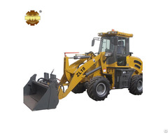 Zl18 1 8t Mini Hydraulic Wheel Loader