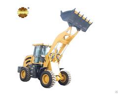 Zl28 2800kg 4x4 Wheel Loader