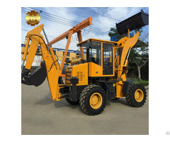 Wz25 12 Mini Backhoe Machine For Sale