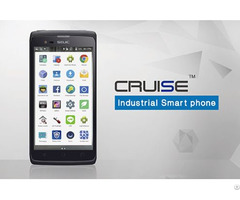 Handheld Terminal For Warehouse Management Autoid Cruise1