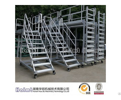 China Manufacturer Customized Industrial Aluminum Work Platform