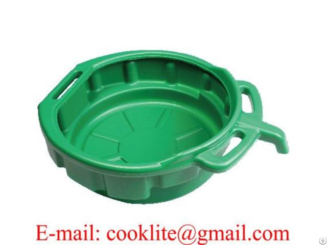Pe Plastic Fluid Oil Drain Drip Pan 10 Litre