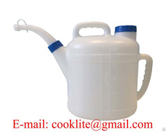 Polyethylene Fuel Oil Measuring Container Cool Water Canister Watering Can 10l