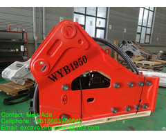 Hydraulic Road Paving Hammer