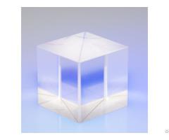 Cube Beamsplitter Prism