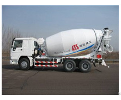 Widely Used Concrete Mixer Truck With Quality Certificates On Sale