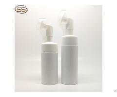 Oem Pet Plastic 80ml Foaming Bottle For Face