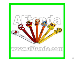 Cartoon Cute Promotional Custom Magnetic Pens Supplier Office Gifts Ball Pen Manufacturer