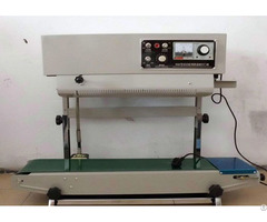 Fr 900v Vertical Continuous Band Sealer With Solid Ink Coding