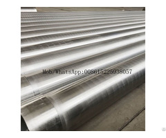 Deep Water Well Use Of Api Iso Stainless Steel Casing And Tubing Pipe