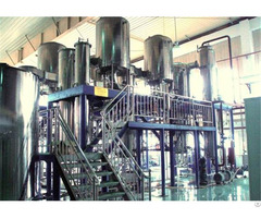 Bone Skin Fish Collagen Muti Effect Evaporator Processing Equipment