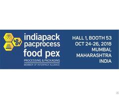Indiapack Pacprocess Food Pex