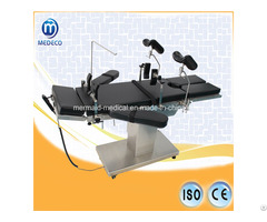 Electric Motorized Surgical Table Dt 12c New Type Ecoc7