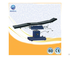 Manual Surgical Medical Operating Table Ecog 019