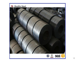 Q215 Hot Rolled Steel Strip Tube Making