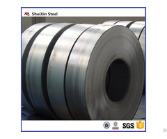Quick Returns Q195 Hot Rolled Steel Strip 65mn Structure