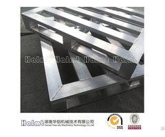 China Manufacturer Aluminum Pallets For Refrigerated Storage