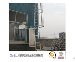 Aluminum Fixed Ladder For Construction Works