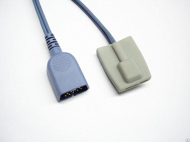 Nihon Kohden Oximax 14pin Spo2 Adapter Cable