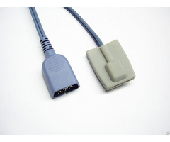 Nihon Kohden Oximax 14pin Spo2 Adapter Cable