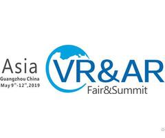 Asia Vr And Ar Fair 2019