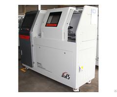 Burst Test Stand For Automotive Heat Exchange Parts