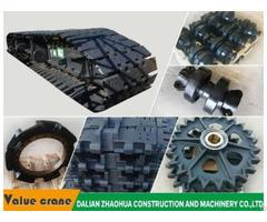 Ihi Cch500 Track Shoe Crawler Crane Spare Parts