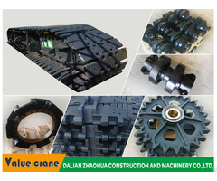 Ihi Dch1000 Cch800 Track Pad China Crawler Crane Parts