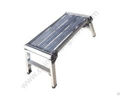 Aluminum Platform Ladder Fittings Factory