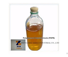 Chocolate Additive Polyglycerol Polyricinoleate Pgpr