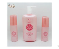 Empty High Quality Plastic Shampoo Bottles For Cosmetic