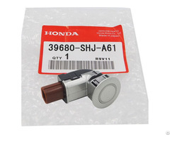 Silver 39680shja61 Front Rear Backup Parking Corner Sensor For Honda Crv Odyssey