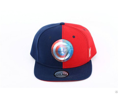 Popular Color Splice Hip Hop Snapback Hat