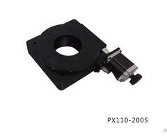 Rotation Strage Optical Rotating Platform Motorized Rotary Stage Px110 200s