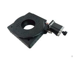 Electric Rotating Platform Motorized Rotation Stage Px110 200
