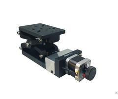 Electric Lifting Platform Motorized Lab Jack Elevator Optical Sliding Lift Pt Gd401