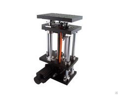 Electric Lifting Platform Motorized Lab Jack Elevator Optical Sliding Lift Pt Gd403