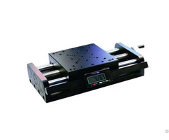 Digital Manual Stage High Precision Micrometer Screw Linear Translation Platform Ssp 304mp