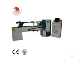 Cosen Most Popular Cnc Wood Turning Lathe Machinery For Staircase