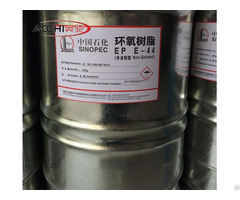 Epoxy Resin Crystal Clear Water Based For Coating Adhesive Anticorrosion