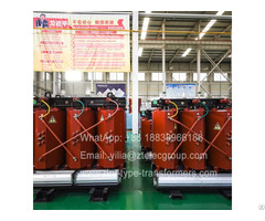 Convertable Epoxy Resin Cast Transformer Sc B 10 30 2500 20