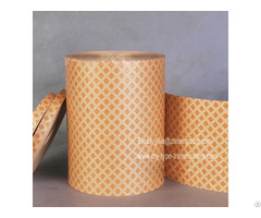 Electrical Insulated Diamond Dotted Paper Ddp For Transformer Produced By Ztelec Group