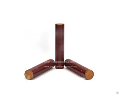 Bakelite Insulation Rods Brown Textolite Material Phenolic Cotton Cloth Laminated Rod